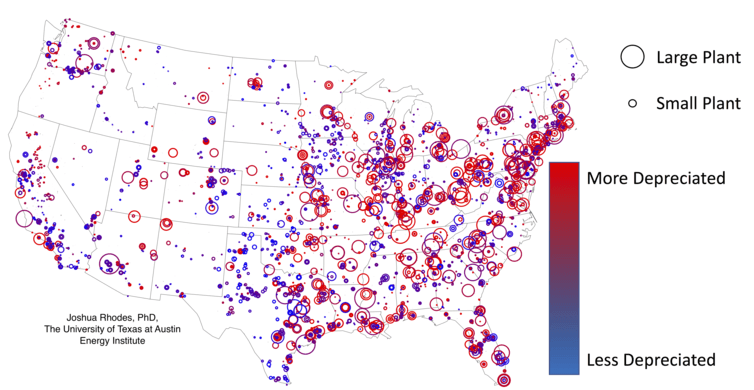 The Old Dirty Creaky US Electric Grid Would Cost Trillion To - Us electric grid map