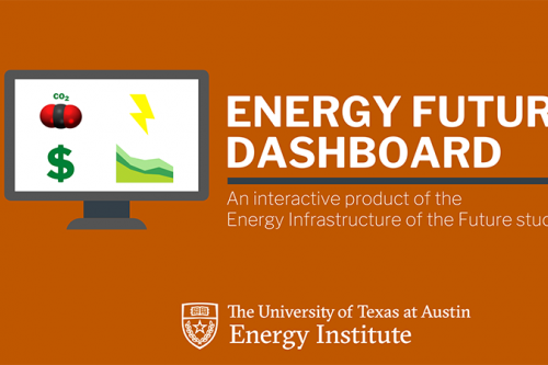 Energy Futures Dashboard online tool