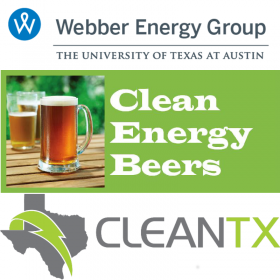 Webber Energy Group / CleanTX host Clean Energy Beers